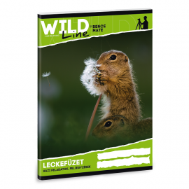 Ars Una Wild Life Moments leckefüzet – pitypanggal